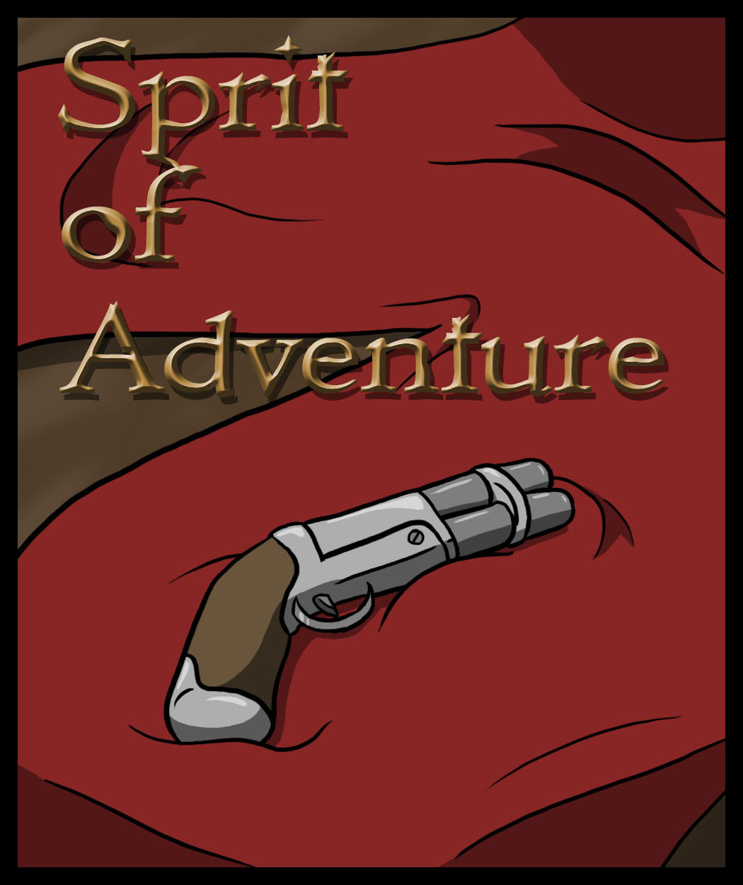 Spirit of Adventure: Title page