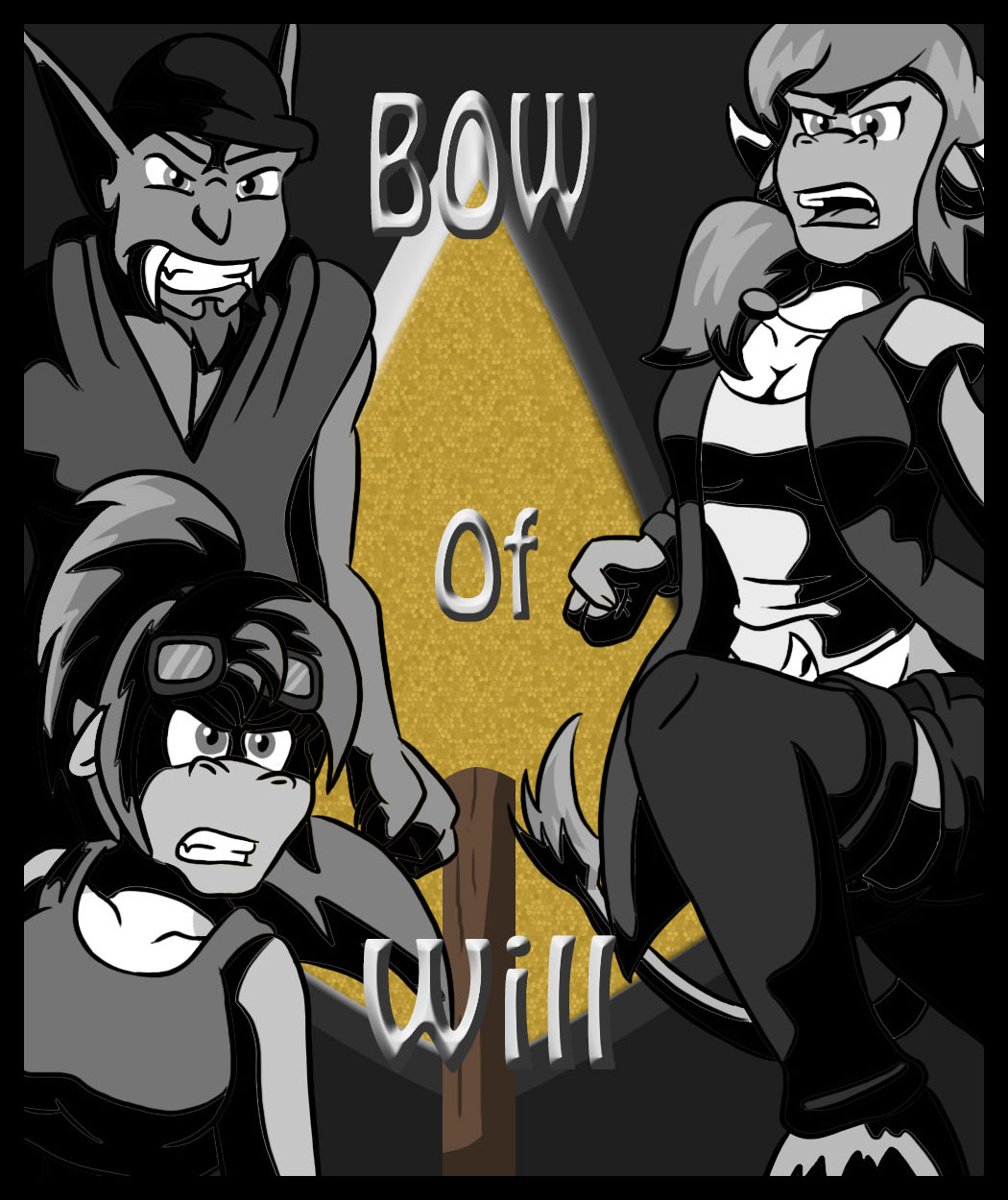 Bow of Will