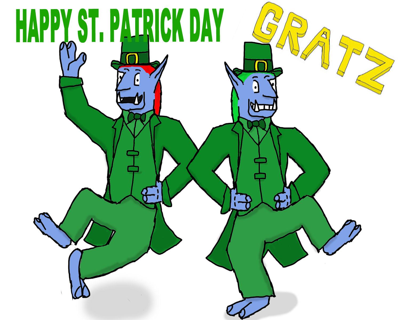 St. Patrick day 2013
