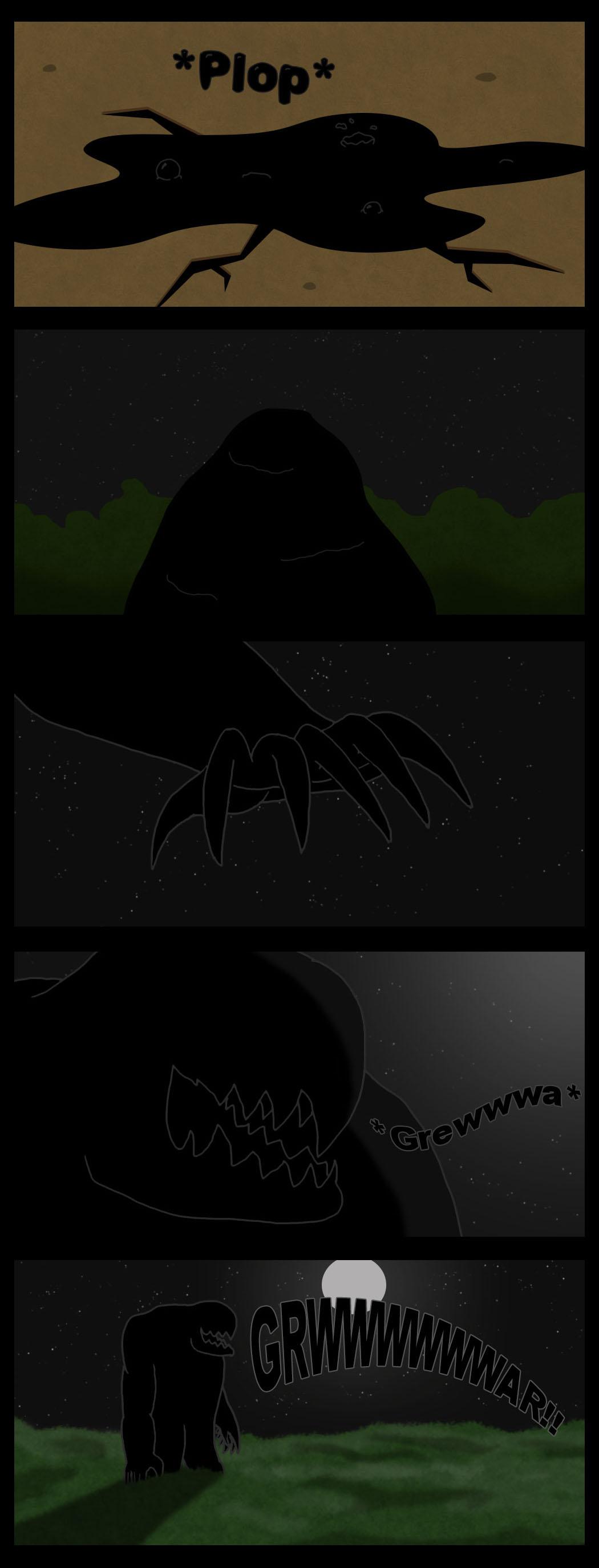 Shadow rise