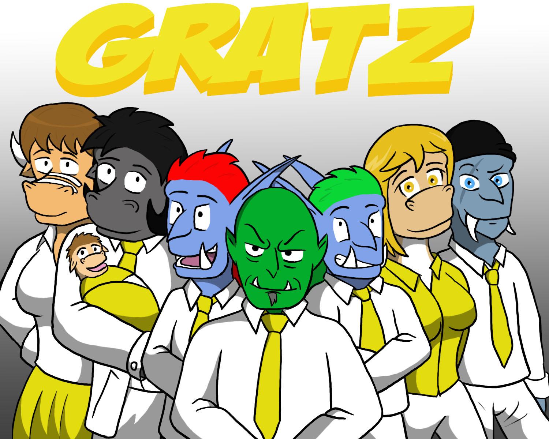 Gratz year 3